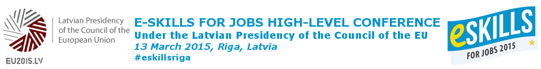 e-Skills for Jobs 2015 Latvia